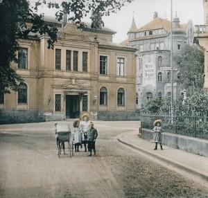 Gesellschaftshaus 1909